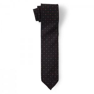 Cravate à motifs - Soie Verte