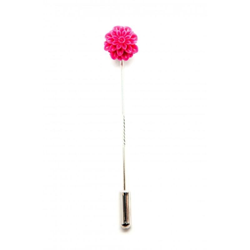 boutonniere - le loir en papillon - noeud papillon - Fleur - Rose