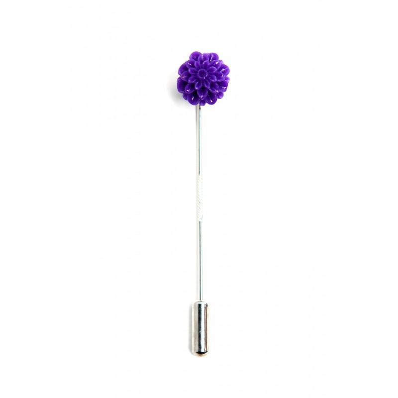 outonniere - le loir en papillon - noeud papillon - Fleur - Violet