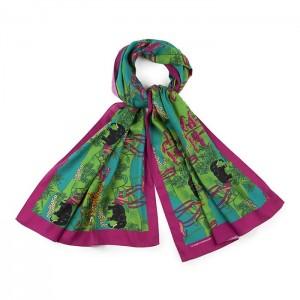 """Elephant"" scarf"
