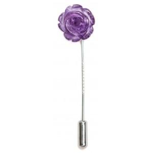 Rose amethyste - boutonniere