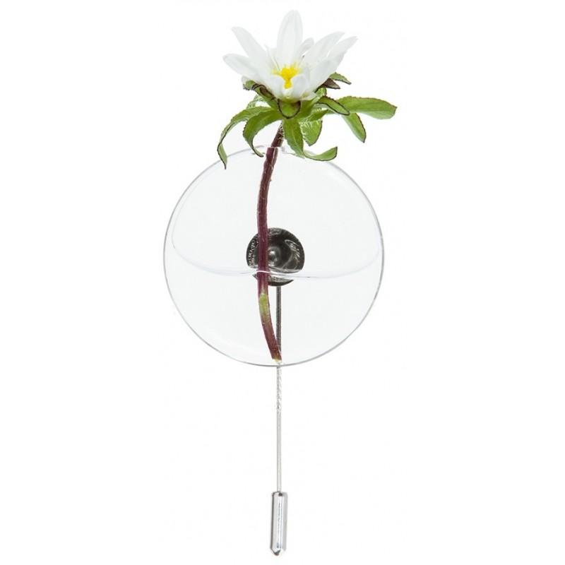Boutonnière Vase Pâquerette